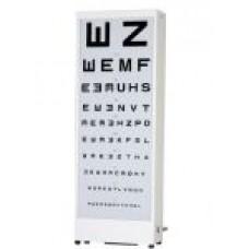 Göz Eşeli 10 x 25 x 70 cm.