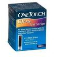 One Touch Ultra Şeker Ölçüm Strip 50'lik