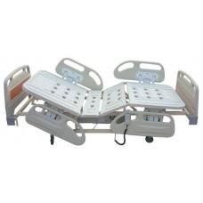 Hasta Karyolası Elektrikli - 2 Motorlu ABS Korkuluklu - Hasta Karyolası