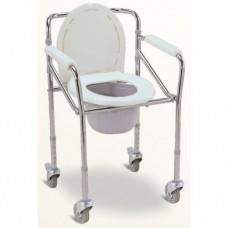 Tuvalet Sandalyesi Tuvaletli