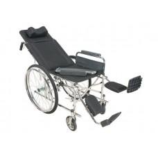 Ayak Kalkar Sırtı Yatar Tekerlekli Sandalye