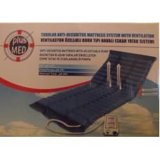 Havalandırmalı Boru Tip Havalı Yatak TP-101VENT